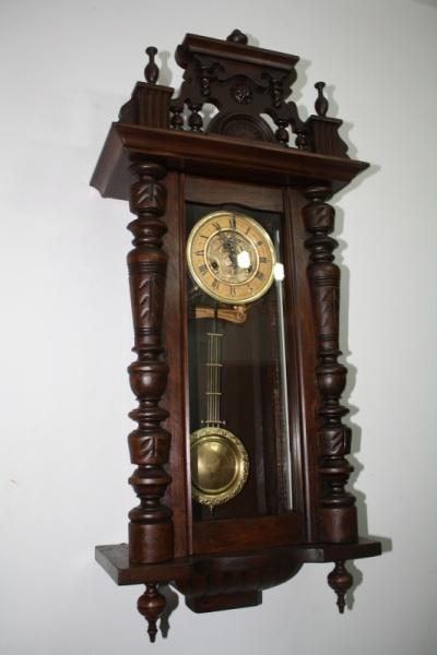 Caja de reloj de pared muebles grad n maestros de la madera - Relojes rusticos de pared ...